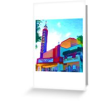 """A Lakewood Landmark"" Greeting Card"