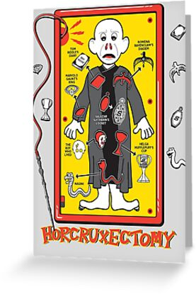 Horcruxectomy by TheBensanity