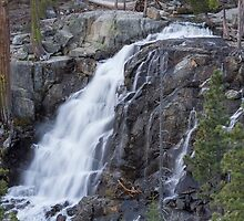 Upper Eagle Falls by Richard Thelen