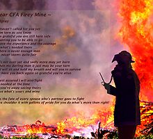 ~ Dear CFA Firey Mine ~ by Phoenix-Appeal
