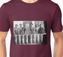 Unpublished 03 (n&b)(t) photographs ever published 1914-1918 war photos and Tribute to my 2 great Uncles Clerté-Fayolle and Eugéne Pellafol died in 1915  Unisex T-Shirt