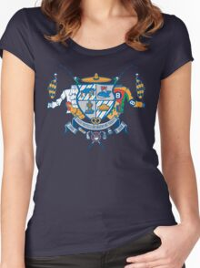 A Shirt About Nothing Women's Fitted Scoop T-Shirt