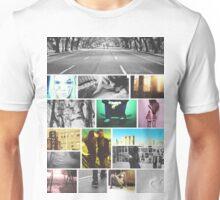 Photo City Collage Unisex T-Shirt