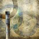 Abstract with Circles by Edward Fielding