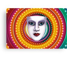 The Mask Modern Art Smart Stylish Wall Art Canvas Print