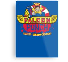 Falcon Punch Metal Print