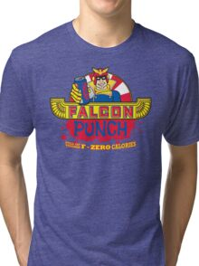 Falcon Punch Tri-blend T-Shirt