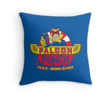 Falcon Punch Throw Pillow