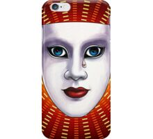 The Mask Modern Art Smart Stylish Wall Art iPhone Case/Skin