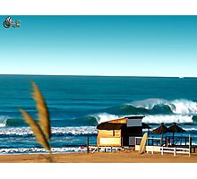 Playa Guillermo Photographic Print