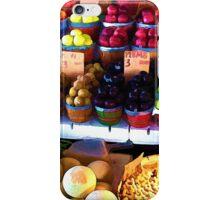 Dallas Farmer's Market  iPhone Case/Skin