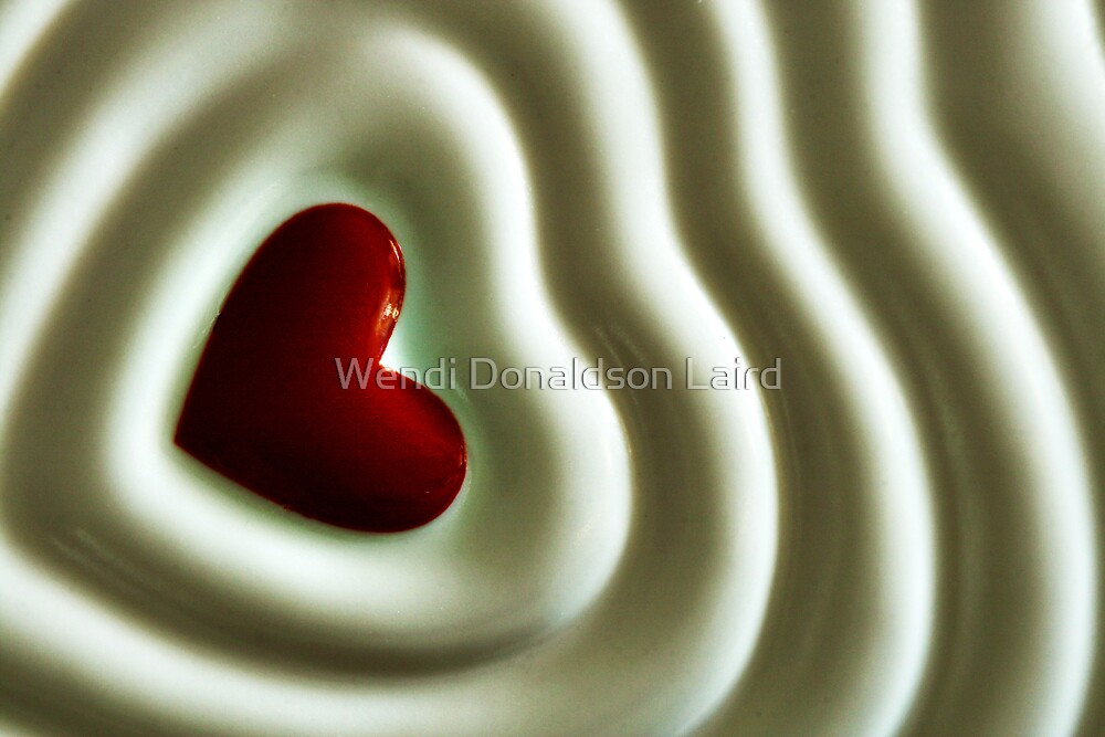 Heart Wave by Wendi Donaldson Laird