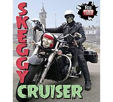 Skeggy Cruiser Photographic Print