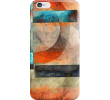 Crossroads Abstract iPhone Case/Skin