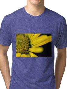 Melo Yellow Tri-blend T-Shirt