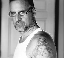 portrait,ink,tattoo by TonyG777