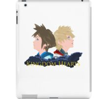 Sora & Roxas Back to Back iPad Case/Skin