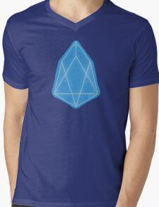 Chestahedron Mens V-Neck T-Shirt