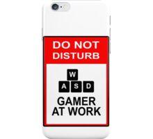 Gamer At Work - PC iPhone Case/Skin