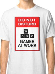 Gamer At Work - PC Classic T-Shirt