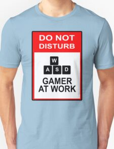 Gamer At Work - PC Unisex T-Shirt