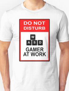 Gamer At Work - PC Unisex T-Shirt