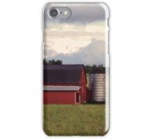 Pennsylvania farmland iPhone Case/Skin