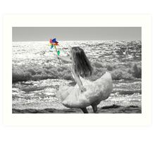 It's your time to fly Art Print