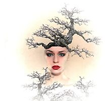 Earth Queen Photographic Print