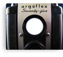 Argoflex Seventy Five Canvas Print