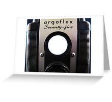 Argoflex Seventy Five Greeting Card