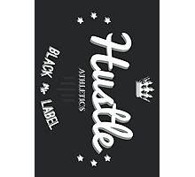 Hustle Athletics Black Label Photographic Print