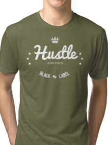 Hustle Athletics Black Label Tri-blend T-Shirt