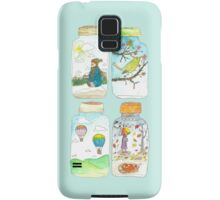 Season in the jar Samsung Galaxy Case/Skin