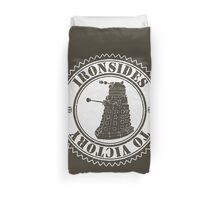 Ironsides to Victory Duvet Cover