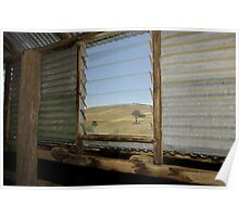 Shearing Shed 1 Poster