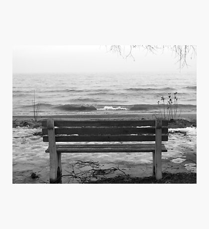 Lonely. Photographic Print