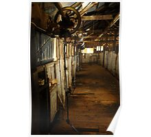 Shearing Shed 2 Poster
