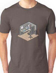 Cubicle Unisex T-Shirt