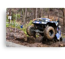 4WD competition Canvas Print