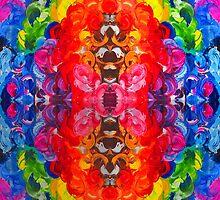 Reflections on Vertigo 2 by Diana Matlock