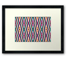 Bardi Dancers - jalalay season (spring) #3 Framed Print