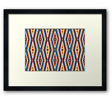 Bardi Dancers - lalin season (summer) #3 Framed Print