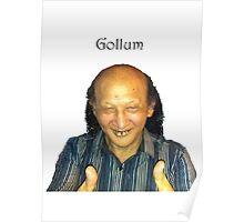 Hong Kong LKF Gollum Poster