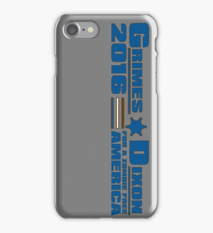 Grimes-Dixon For Office! iPhone Case/Skin