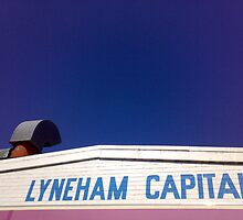 Above - Lyneham Capital (of the World) by BaronVonL