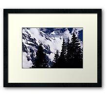 Alpine Classic Framed Print