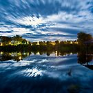 Blue Bayou by Michael  Bermingham