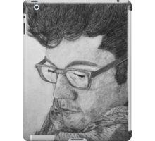 Listen To The Silence - Dan Smith iPad Case/Skin