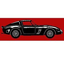 Ferrari 250 GTO Photographic Print